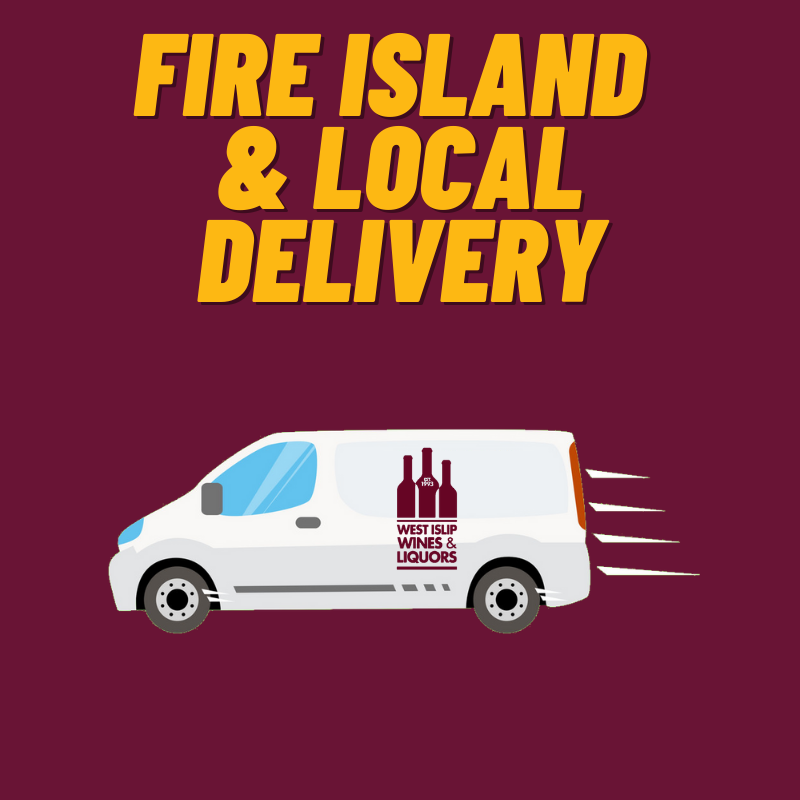 Fire Island & Local Delivery | West Islip Wines & Liquors