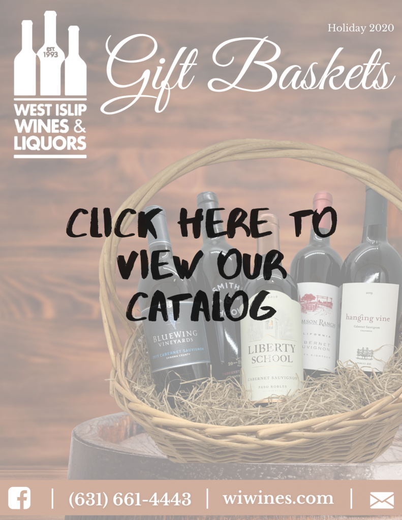 Gift Baskets - West Islip Wines